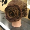 Rose French Twist