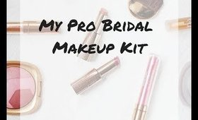 Pro Bridal Airbrush Makeup  Kit