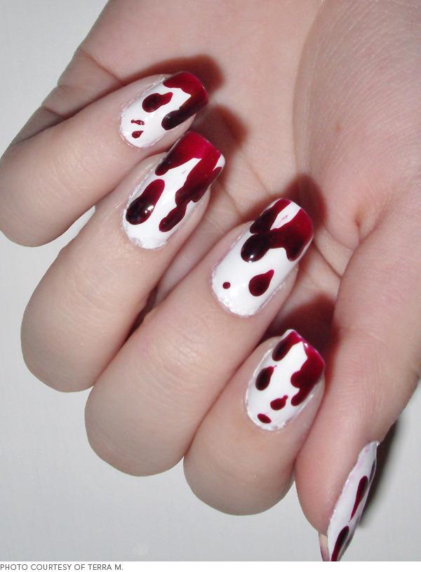What a Vampire\'s Nails Really Look Like | Beautylish