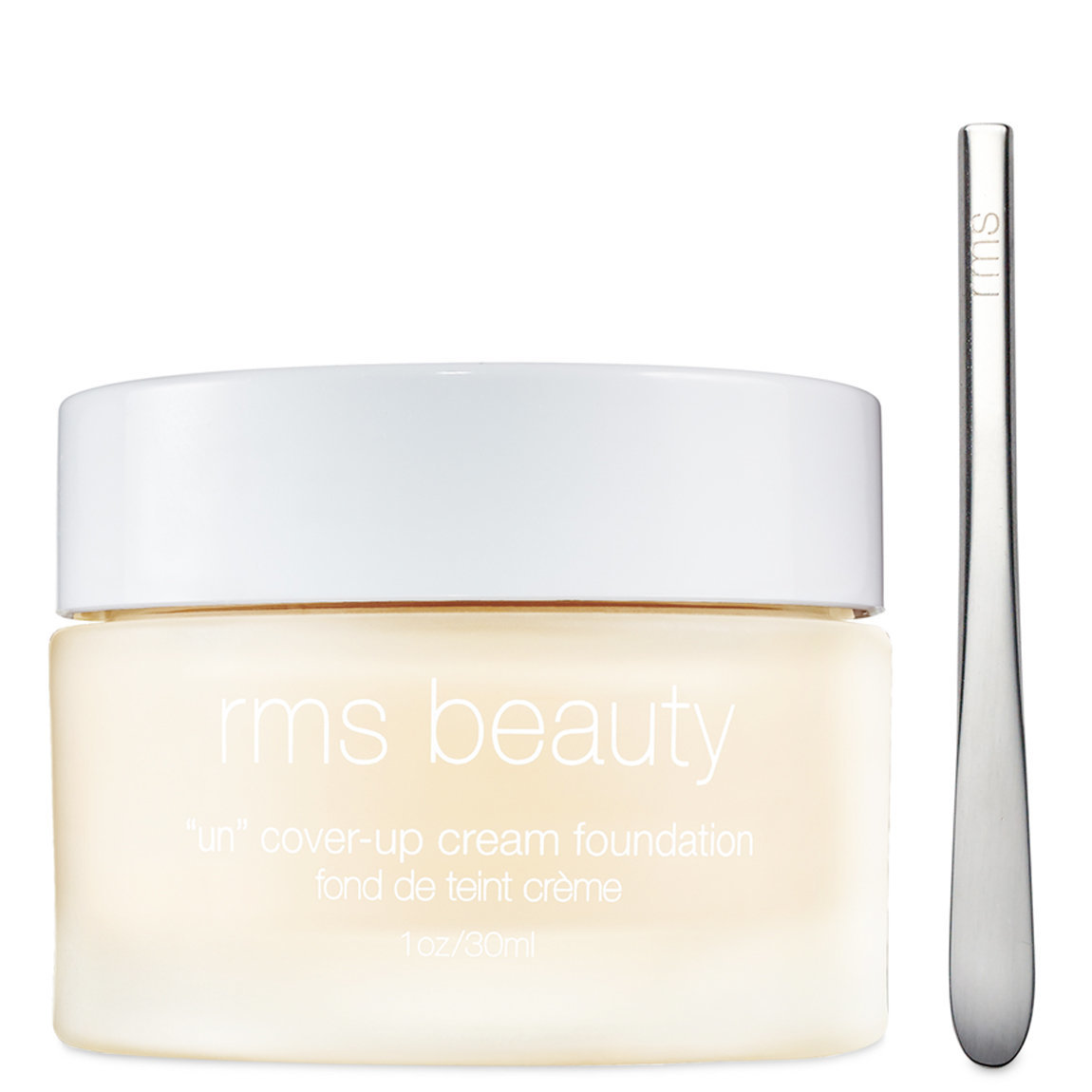 "rms beauty ""Un"" Cover-Up Cream Foundation 000 alternative view 1 - product swatch."