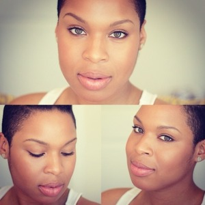 I have been loving this look lately... Perfect beautiful natural nude