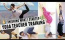 FINISHING WHAT I STARTED // Yoga Teacher Training + Tips on How to Accomplish Your Goals