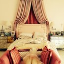 My bed!! think pink🌸🌺🐷💝😘🎀💖👑