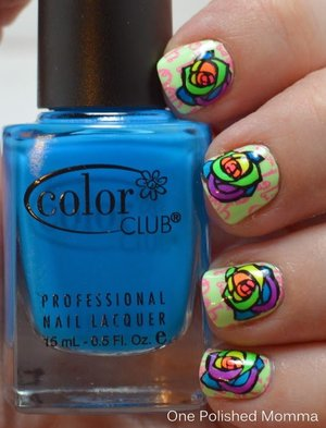 http://onepolishedmomma.blogspot.com/2015/03/rainbow-roses.html?m=1