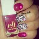 Leopard And Pink!