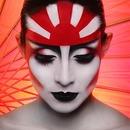Land of Rising Sun Geisha