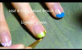 Kermit The Frog Manicure