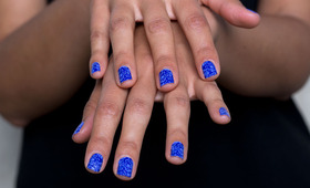 The Easiest At-Home Mani: How to Apply Nail Stickers