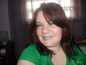 I am quite Irish. :) And very proud.  St. Patrick's Day 2011