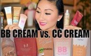 BB CREAM vs. CC CREAM, What is the difference? Demos and Reviews! Tarte BB, Garnier BB, Olay CC