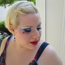 July 4th 2012 Makeup Look