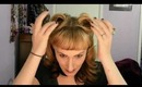 Primped & Painted : Vintage Victory Roll Rockabilly Hair Tutorial