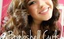 Bombshell Curls!