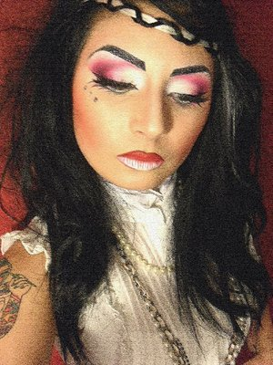 Makeup contest