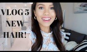 Vlog #5 : New Hair!