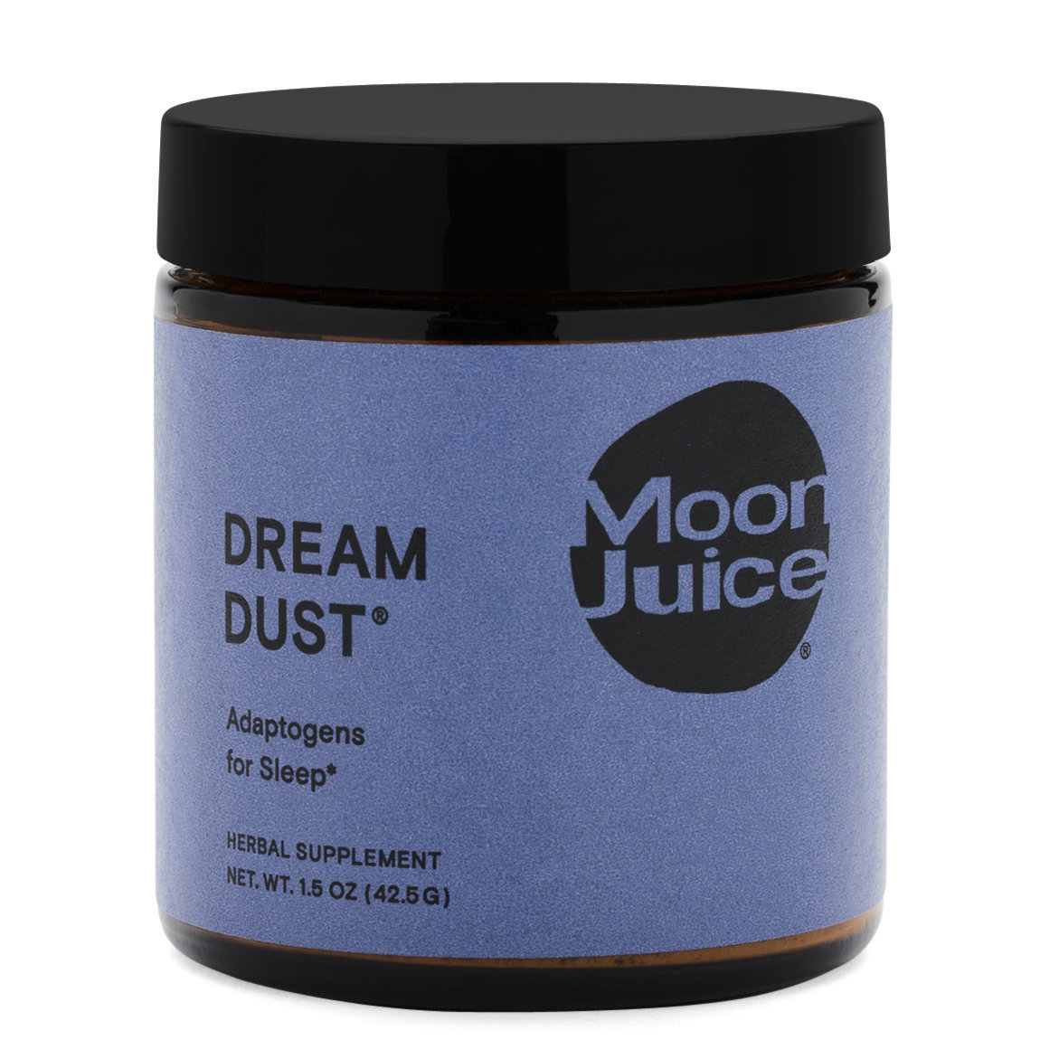 Moon Juice Dream Dust product swatch.