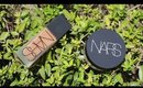 NARS All Day Luminous Weightless Foundation Review + NARS Soft Velvet Loose Powder