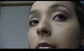 everyday pink eyeshadow and makeup