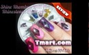 Tmart.com Shine Rhombus Nail Art Rhinestones Multi-color Review