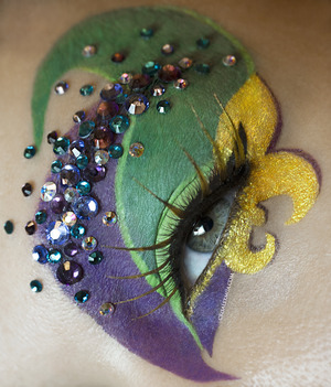 created using skin illustrator Mardi Gras palette and Mayan Gold