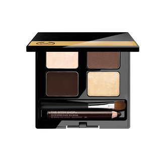 The Body Shop 4-Step Smoky Eyes Palette - Golden Brown