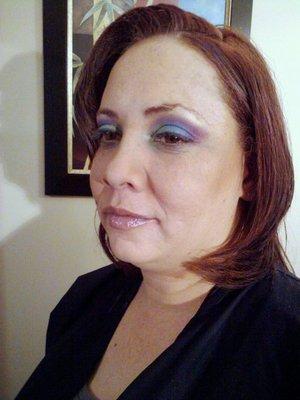 Makeup Done by Semaj Lrae  Come see me at Devine Designs Salon & Spa 503.282.1209