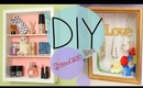 DIY Showcase Shadow Jewelry Box {No Nails} How to Make