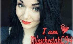 I am Misscheetah094 ♡