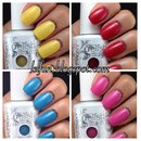 Gelish playi' it cool limited edition collection