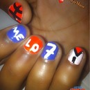 play-offs 2013: knicks nails❤