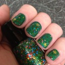 Tree-mendous nails pic 2