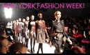 New York Fashion Week:Backstage to Front Row Behind The Scenes