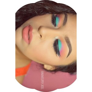 Follow me on Instagram @MakeupByJisel