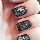 Winter nails !!