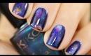 Galaxy Nails #2 Tutorial | Nail Art Galaxy