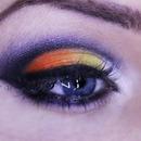 Orange and yellow :)