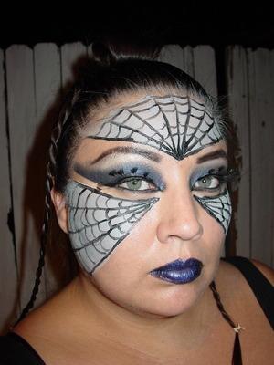 spider queen,  spiderella...