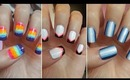 Easy Nail Art For Beginners!!! #5