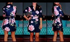 Try-on Haul w/ AMI Clubwear.com