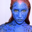 X-Men - Mystique  (without filter)