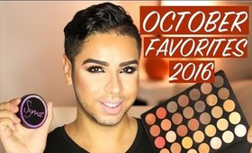 October Favorites 2016