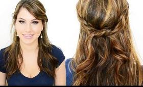 Cute Twist & Braid Hair Style