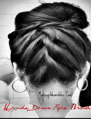 http://www.makeupwearables.com/2012/12/korean-bun-upside-down-braided-bun.html