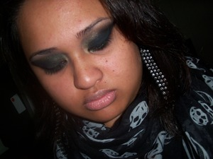 Hiya! Using ICC shadows in New Moon, Trax,and Peaches n Creme. www.i-candycouture.com