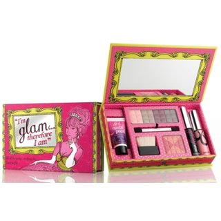 """Benefit Cosmetics """"I'm glam... therefore I am"""""""