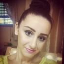 Easter makeup look!