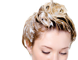 At-Home Hair Coloring Foams