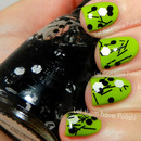 China Glaze Whirled Away over Def Defying