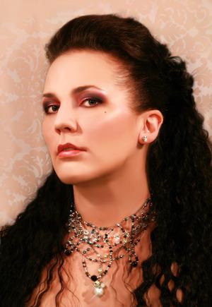 Fashion Five movie MakeUp: Milena