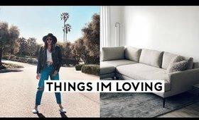 THINGS IM LOVING! NEW HOME DECOR & FURNITURE | Nastazsa